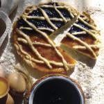 crostata fetta